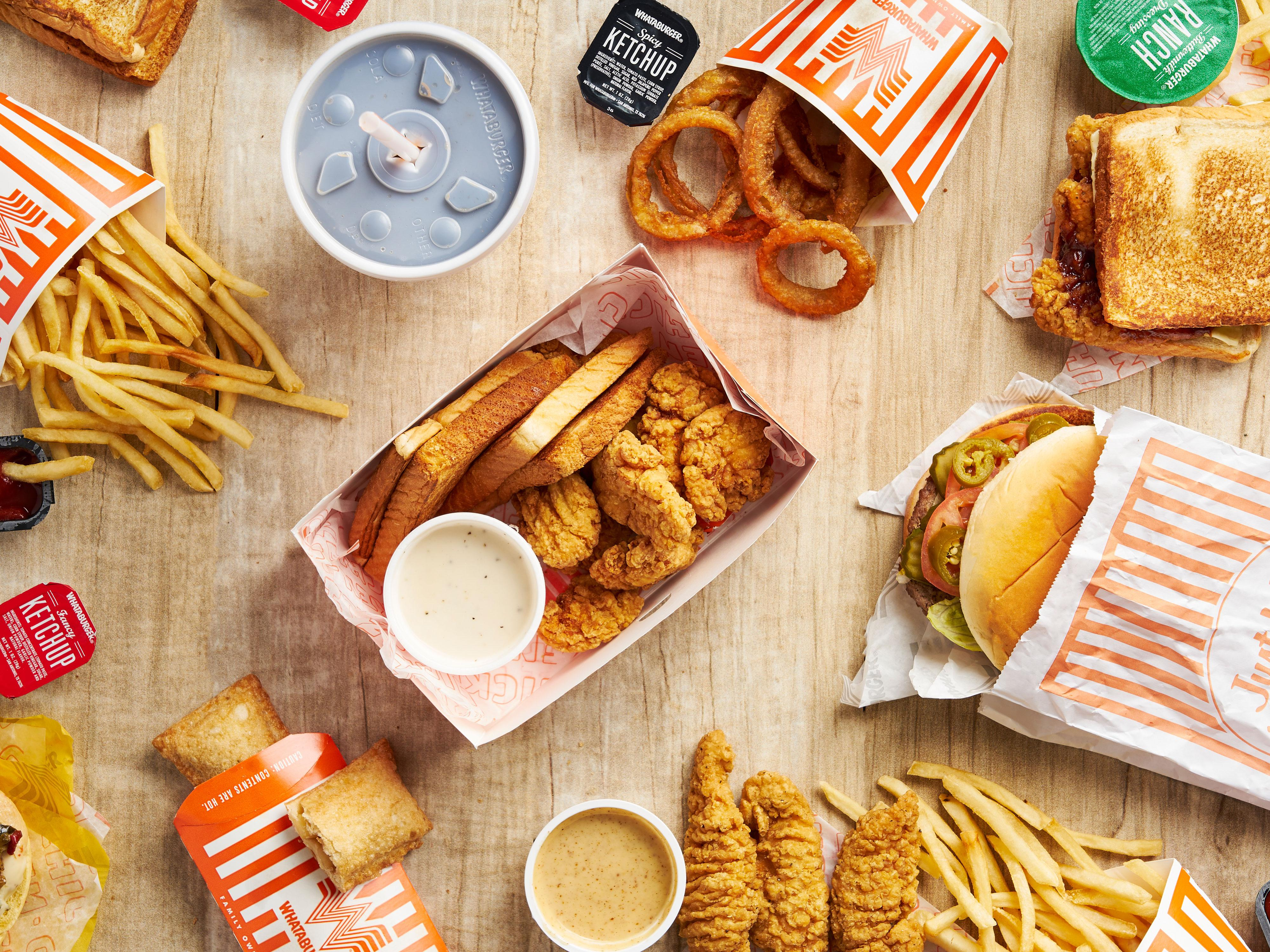 Whataburger Delivery, Menu & Locations Near You | Favor Delivery