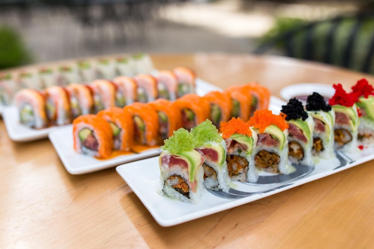 Sushi Zushi Delivery 3636 Mckinney Avenue Dallas Favor