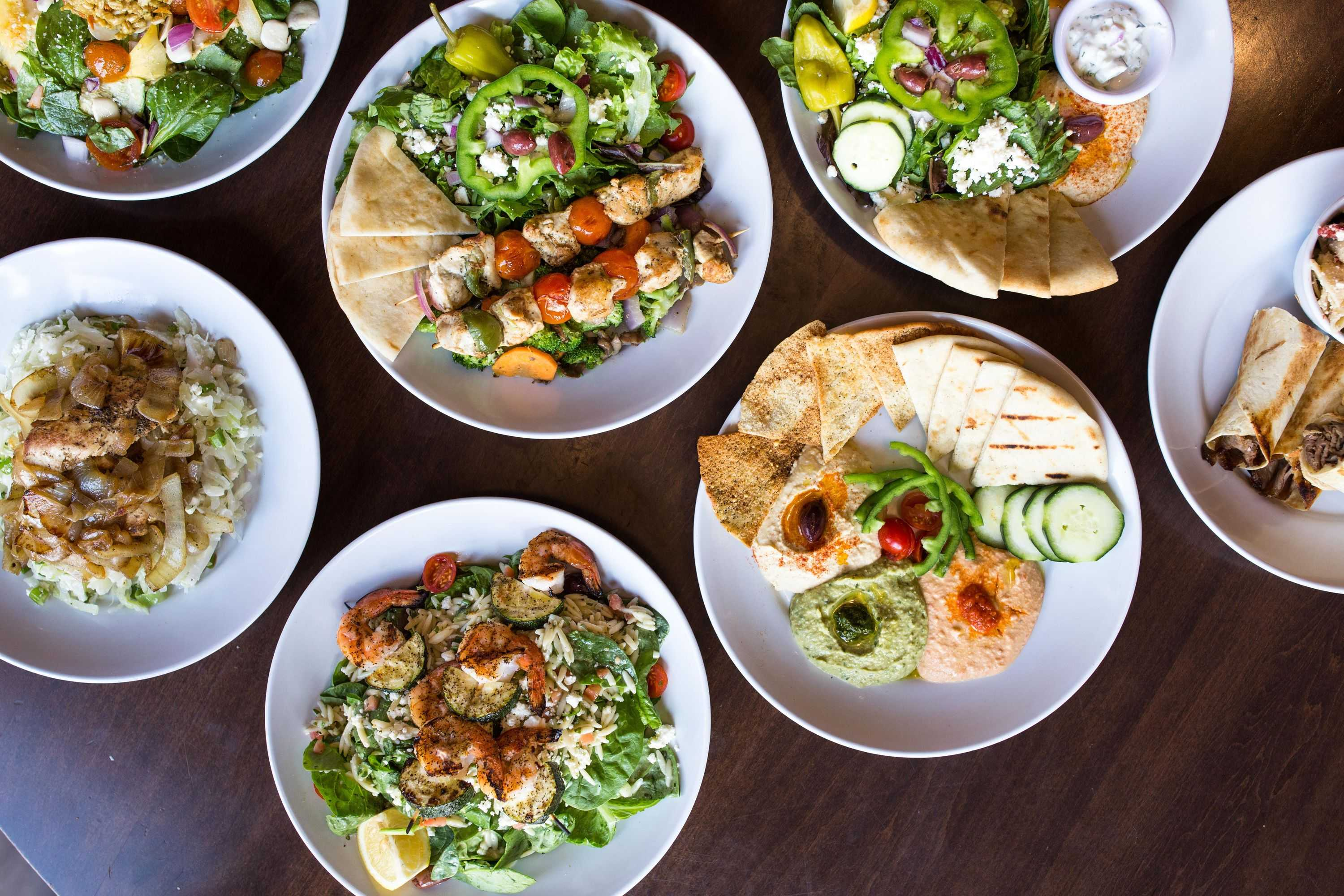 Zoes Kitchen Delivery Menu Locations Near You Favor